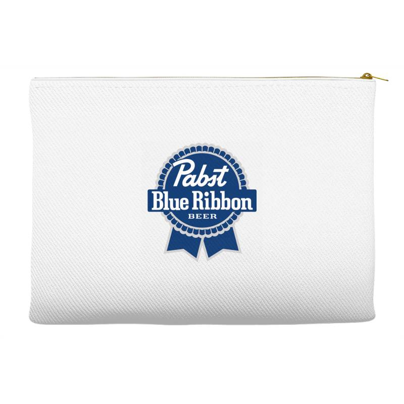 Pabst Blue Ribbon Accessory Pouches | Artistshot