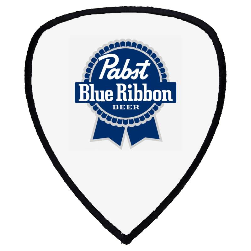 Pabst Blue Ribbon Shield S Patch | Artistshot