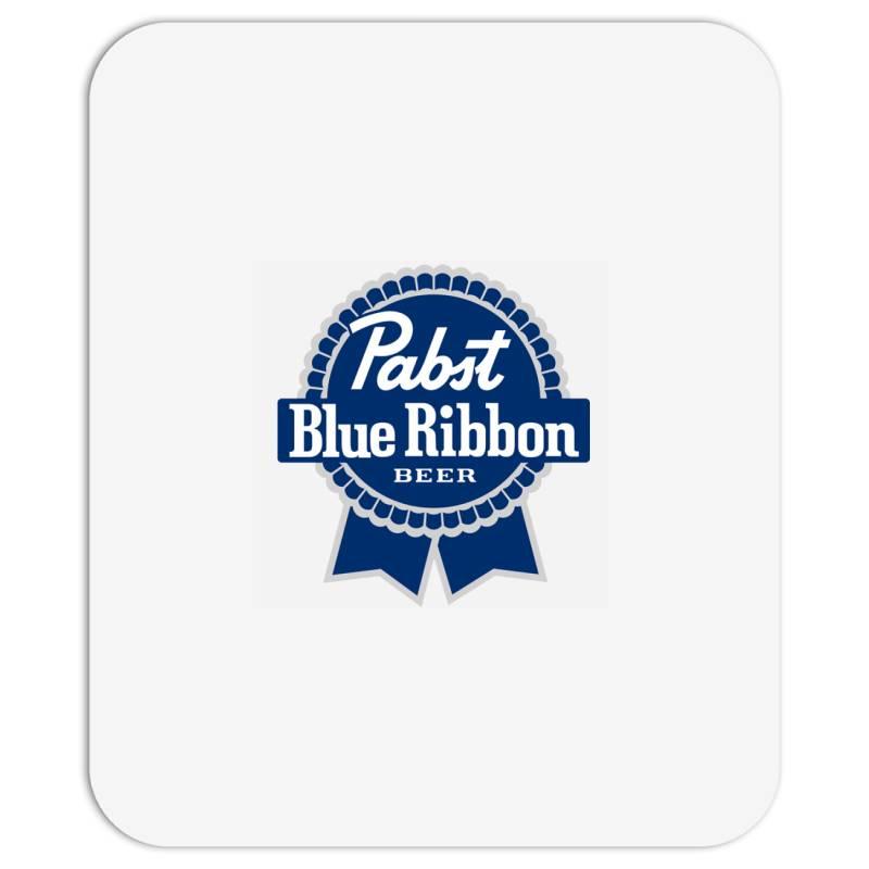 Pabst Blue Ribbon Mousepad | Artistshot