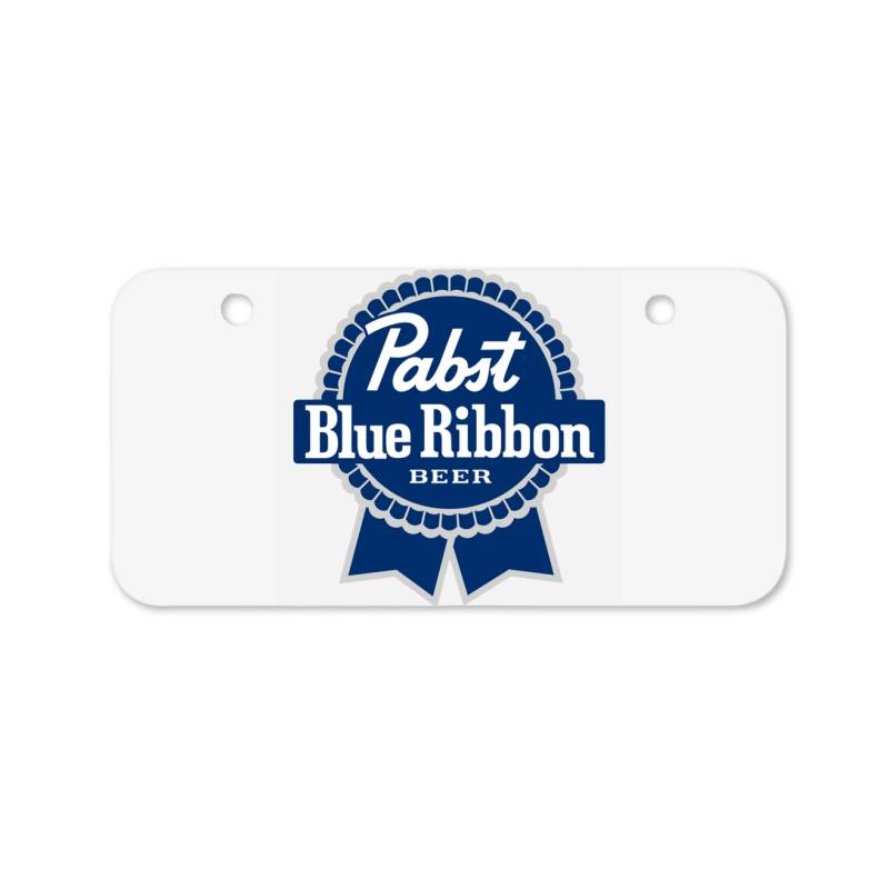Pabst Blue Ribbon Bicycle License Plate | Artistshot