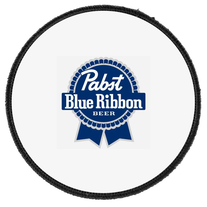 Pabst Blue Ribbon Round Patch | Artistshot