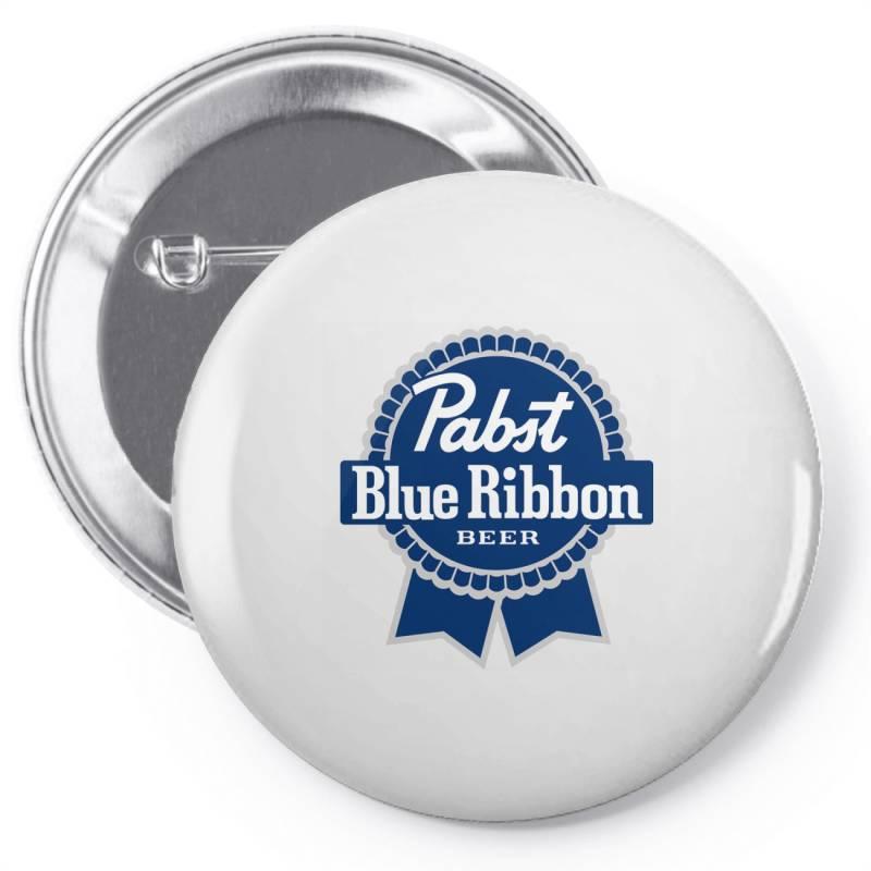 Pabst Blue Ribbon Pin-back Button | Artistshot