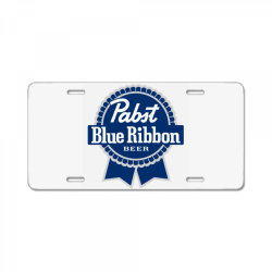 Pabst Blue Ribbon License Plate | Artistshot