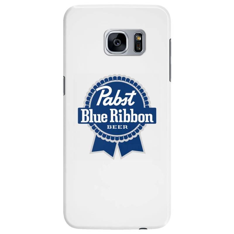 Pabst Blue Ribbon Samsung Galaxy S7 Edge Case   Artistshot