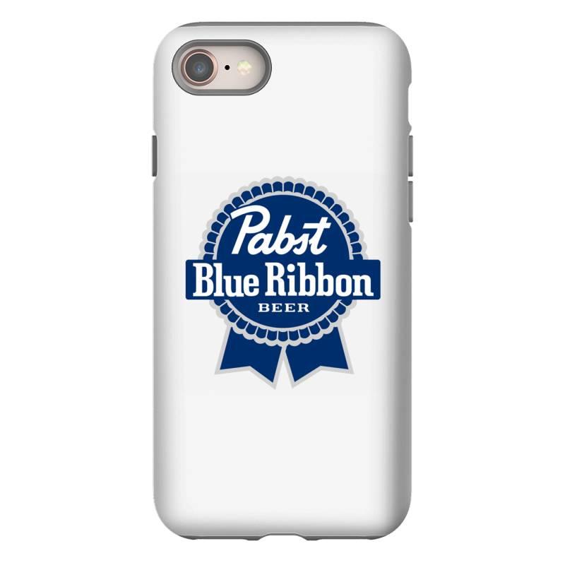 Pabst Blue Ribbon Iphone 8 Case   Artistshot