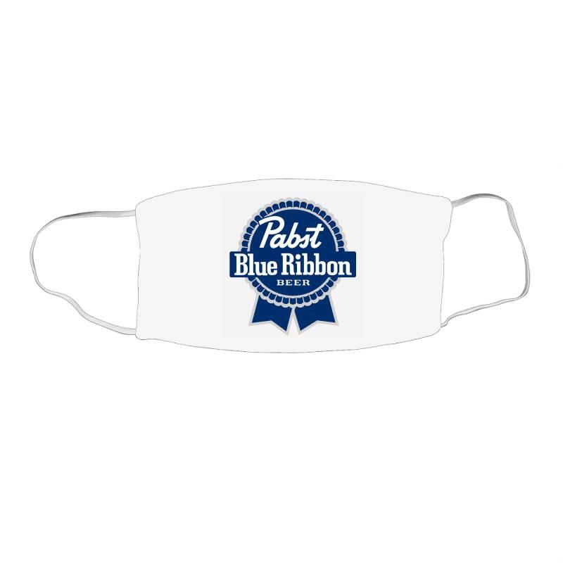 Pabst Blue Ribbon Face Mask Rectangle | Artistshot