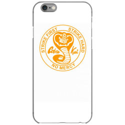 Cobra Kai Snake iPhone 6/6s Case | Artistshot