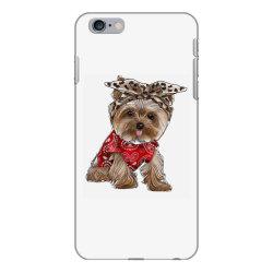 Yorkie Dog iPhone 6 Plus/6s Plus Case | Artistshot