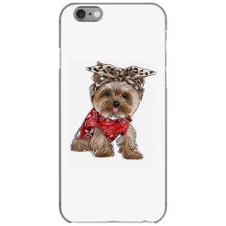 Yorkie Dog iPhone 6/6s Case | Artistshot