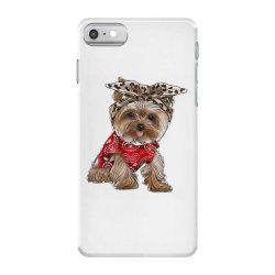 Yorkie Dog iPhone 7 Case | Artistshot