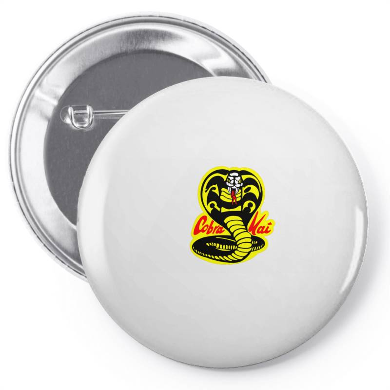 Cobra Kai Snake Pin-back Button | Artistshot