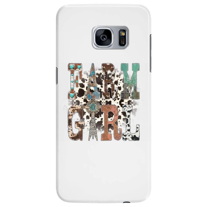 Farm Girl Samsung Galaxy S7 Edge Case   Artistshot