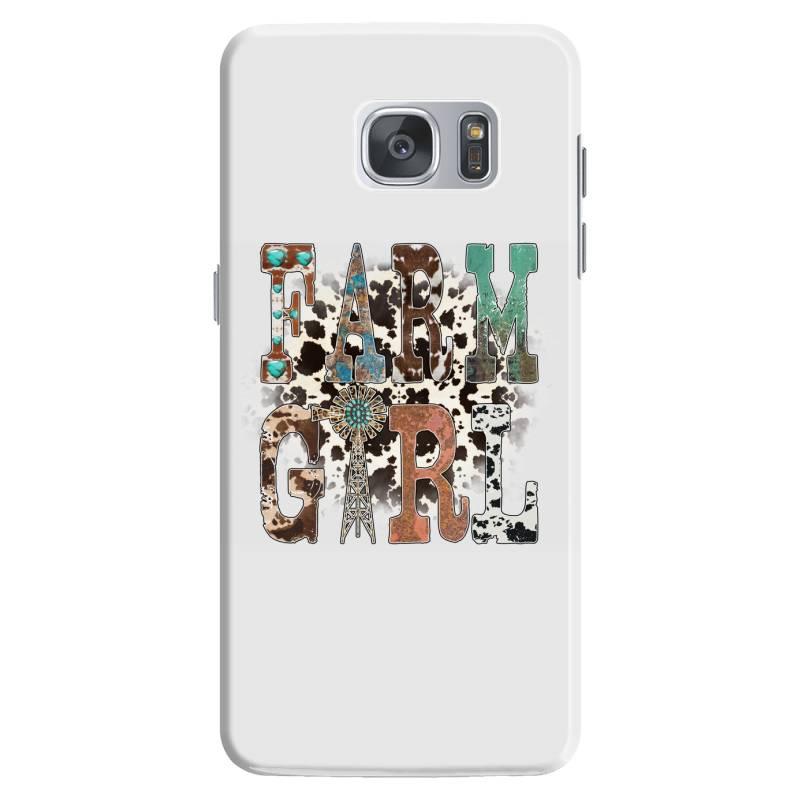 Farm Girl Samsung Galaxy S7 Case | Artistshot
