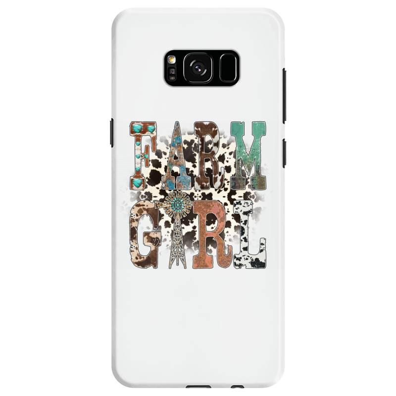 Farm Girl Samsung Galaxy S8 Case | Artistshot