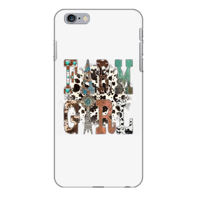 Farm Girl Iphone 6 Plus/6s Plus Case   Artistshot