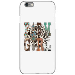 farm girl iPhone 6/6s Case | Artistshot