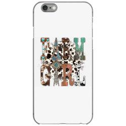 farm girl iPhone 6/6s Case | Artistshot