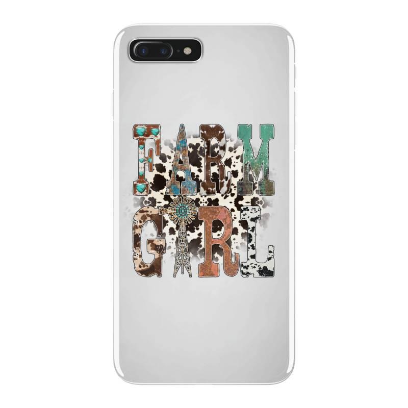 Farm Girl Iphone 7 Plus Case | Artistshot