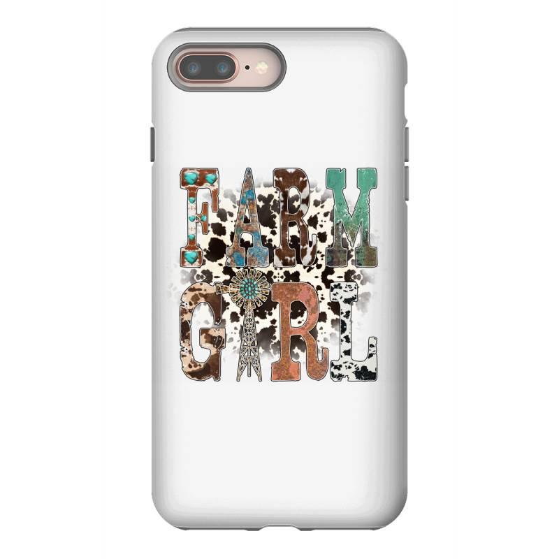 Farm Girl Iphone 8 Plus Case | Artistshot