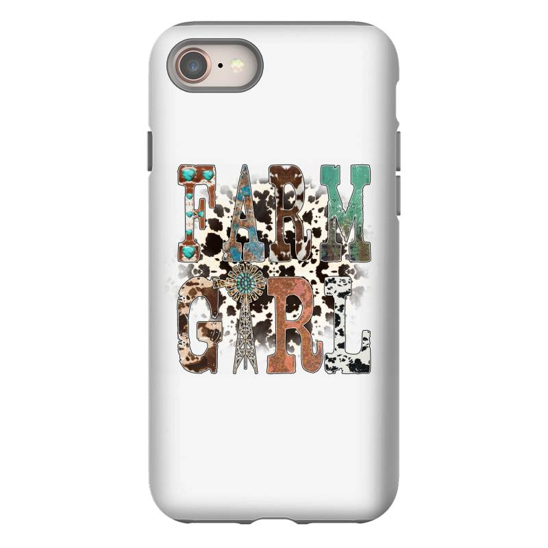 Farm Girl Iphone 8 Case | Artistshot