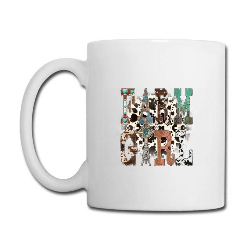 Farm Girl Coffee Mug   Artistshot