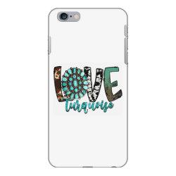love turquoise iPhone 6 Plus/6s Plus Case | Artistshot