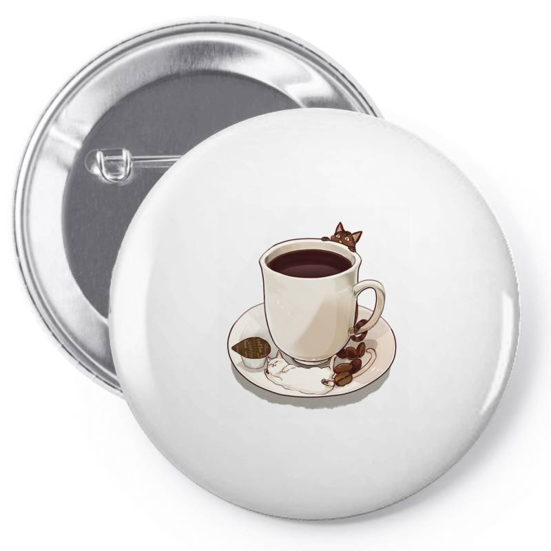 Coffee Love Pin-back Button | Artistshot