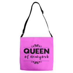 queen of Newyork Adjustable Strap Totes | Artistshot