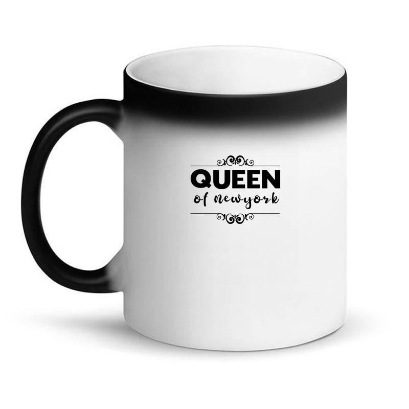 Queen Of Newyork Magic Mug | Artistshot