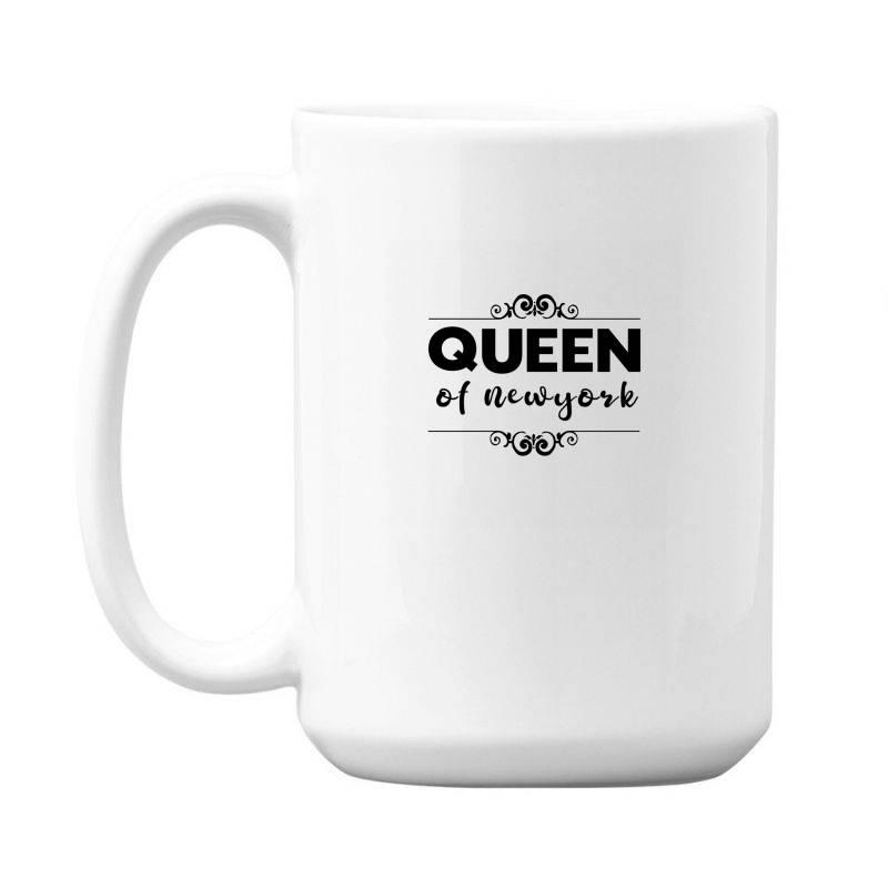Queen Of Newyork 15 Oz Coffe Mug | Artistshot