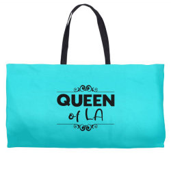 Queen of LA Weekender Totes | Artistshot