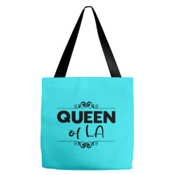 Queen of LA Tote Bags | Artistshot