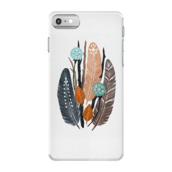 Colourful flowers iPhone 7 Case | Artistshot
