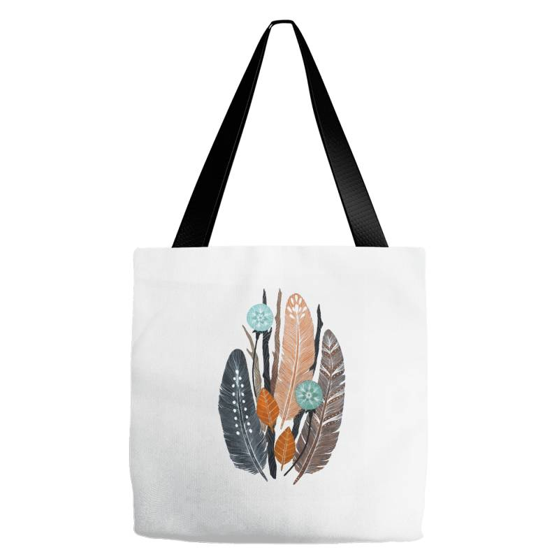 Colourful Flowers Tote Bags | Artistshot