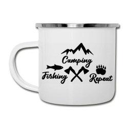 camp fish repeat Camper Cup | Artistshot