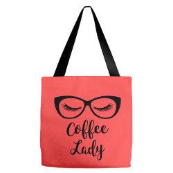 coffee lady Tote Bags | Artistshot