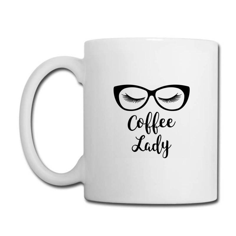 Coffee Lady Coffee Mug   Artistshot