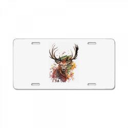 Deer License Plate | Artistshot