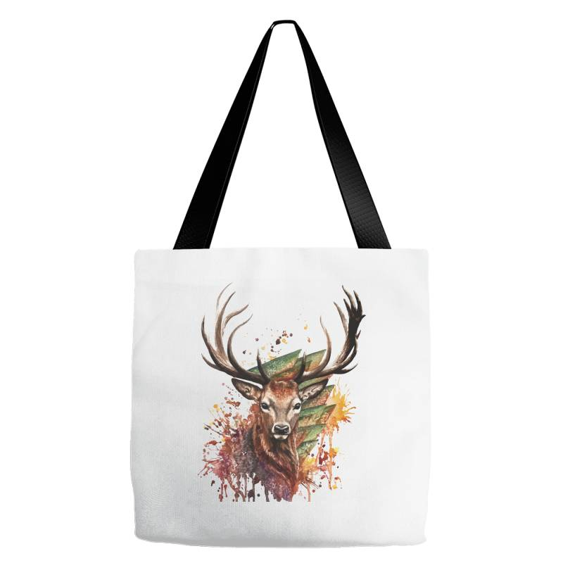 Deer Tote Bags | Artistshot