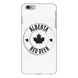 Red Deer -  Alberta iPhone 6 Plus/6s Plus Case | Artistshot