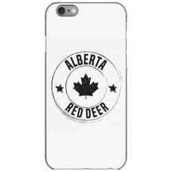 Red Deer -  Alberta iPhone 6/6s Case | Artistshot