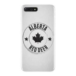 Red Deer -  Alberta iPhone 7 Plus Case | Artistshot