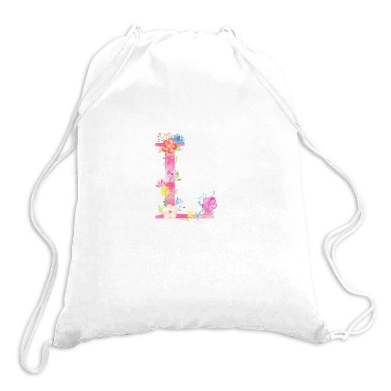 L Drawstring Bags | Artistshot