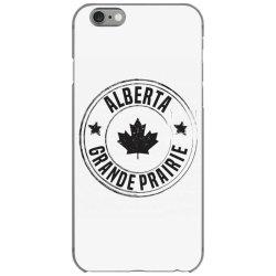 Grande Prairie -  Alberta iPhone 6/6s Case | Artistshot