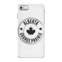 Grande Prairie -  Alberta iPhone 7 Case | Artistshot