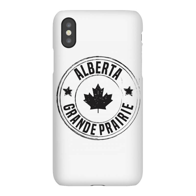 Grande Prairie -  Alberta Iphonex Case   Artistshot