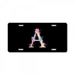 A License Plate | Artistshot