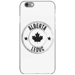 Leduc -  Alberta iPhone 6/6s Case | Artistshot