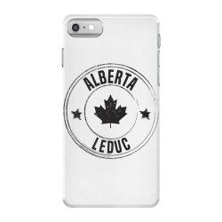 Leduc -  Alberta iPhone 7 Case | Artistshot