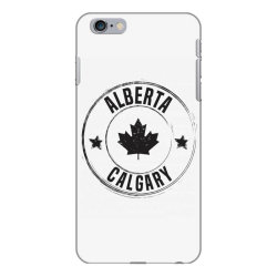 Calgary -  Alberta iPhone 6 Plus/6s Plus Case | Artistshot